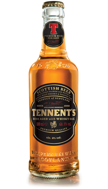 Tennents Whisky Beer