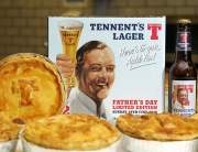 Tennent's Lager Father's Day.  14/6/16  Picture © Andy Buchanan 2016